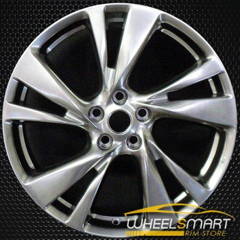"20"" Infiniti QX60 rims for sale 2014-2015 Hypersilver OEM wheel ALY73761U78"