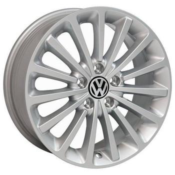 "17"" Volkswagen VW GTI replica wheel 2006-2018 Silver rims 9508136"