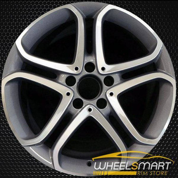 "18"" Mercedes CLS400 rims for sale 2015-2017 Machined OEM wheel ALY85431U35"