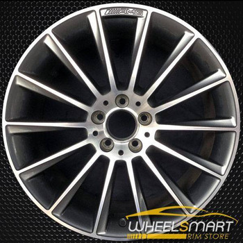 "19"" Mercedes CLS550 rims for sale 2015-2018 Machined OEM wheel ALY85437U35"