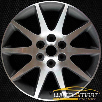 "19"" Buick Enclave oem wheel 2013-2017 Machined alloy stock rim 4131"