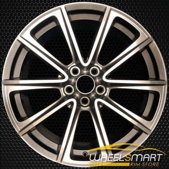 "19"" Ford Mustang rims for sale 2015-2016 Hypersilver OEM wheel ALY10031U78"