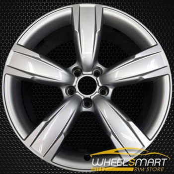 "18"" Audi Allroad rims for sale 2013-2016 Silver OEM wheel ALY58922U20"