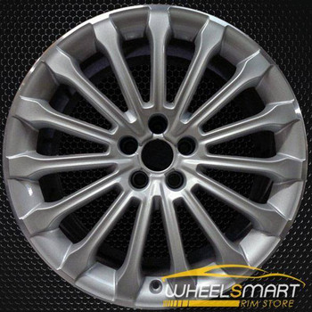 "19"" Audi A8 rims for sale 2009-2018 Silver OEM wheel ALY58985U10"