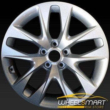 "18"" Hyundai Genesis rims for sale 2013-2016 Silver OEM wheel ALY70839U20"