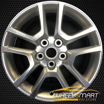 "17"" Chevy Malibu oem wheel 2013-2014 Silver alloy stock rim 5559"