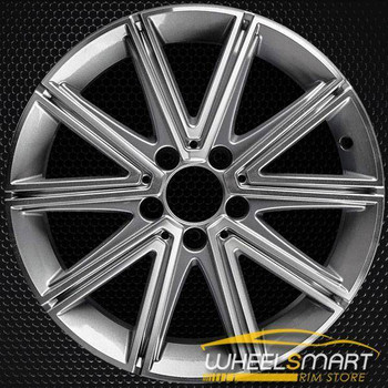 "17"" Mercedes SLK350 rims for sale 2011-2016 Machined OEM wheel ALY97661U10"