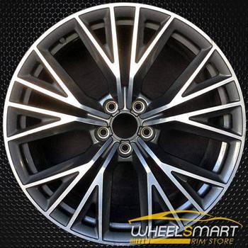 "20"" Audi A7 rims for sale 2016-2018 Machined OEM wheel ALY58983U35"