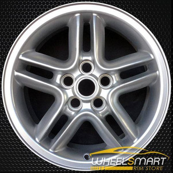 "18"" Land Rover Discovery rims for sale 2003-2004 Hypersilver OEM wheel ALY72152U78"