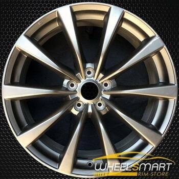 "19"" Infiniti G37 rims for sale 2009-2010 Hypersilver OEM wheel ALY73718U78"