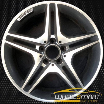 "18"" Mercedes CLA250 rims for sale 2014-2018 AMG Machined OEM wheel ALY85335U30"