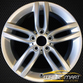 "18"" BMW 228i rims for sale 2014-2018 Silver OEM wheel ALY86133U20"
