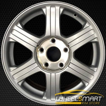 "17"" Chrysler Pacifica rims for sale 2004-2008 Silver OEM wheel ALY02216B20"
