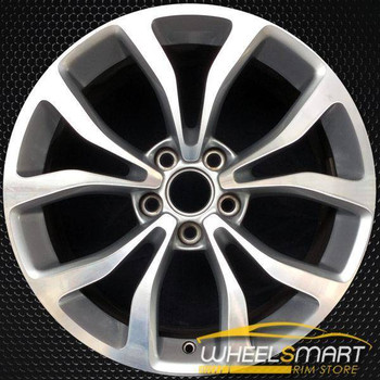 "18"" Cadillac ATS rims for sale 2013-2018 Machined OEM wheel ALY04704U10"