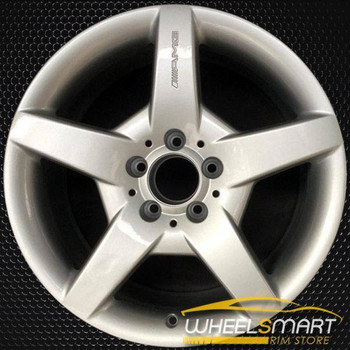 "17"" Mercedes SLK Class rims for sale 2005-2008 Silver OEM wheel ALY65355U20"