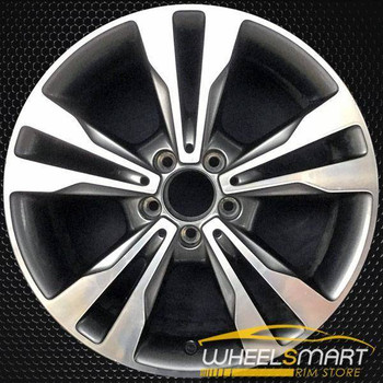 "18"" Mercedes E350 rims for sale 2014-2016 AMG Machined OEM wheel ALY85397U30"