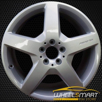"19"" Mercedes R350 rims for sale 2010 Silver OEM wheel ALY85116U20"