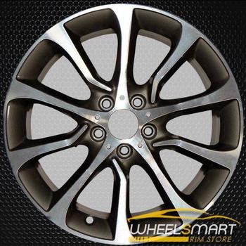 "19"" BMW 5 Series rims for sale 2012-2016 Machined OEM wheel ALY86001U35"