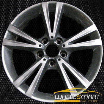 "18"" BMW 2 Series rims for sale 2015-2018 Charcoal OEM wheel ALY86150U20"