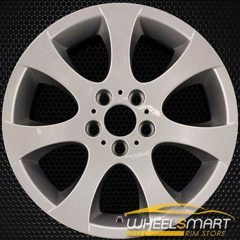 "18"" BMW 3 Series rims for sale 2006-2013 Silver OEM wheel ALY59587U20"