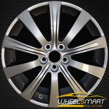 "17"" Subaru Impreza OEM wheel 2008-2011 Silver alloy stock rim ALY68762U20"