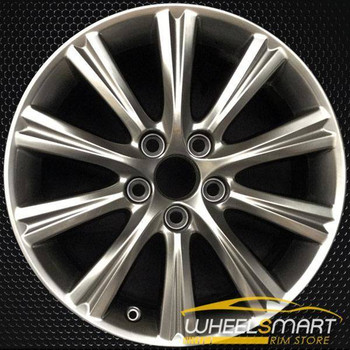 "17"" Lexus ES350 OEM wheel 2007-2009 Hypersilver alloy stock rim ALY74191U78"