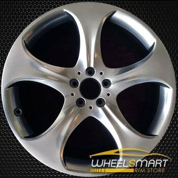 "20"" Mercedes S Class oem wheel 2014-2018 Front Silver stock rim 85352"
