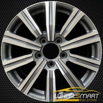 "21"" Lexus LX570 OEM wheel 2016-2018 Machined alloy stock rim ALY74341U30"
