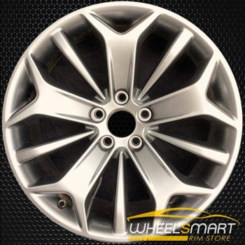 "19"" Ford Taurus Rims for sale 2013-2019 SILVER OEM Wheel 3925"