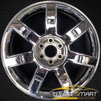 "22"" Cadillac Escalade OEM wheel 2007-2014 Chrome alloy stock rim ALY05309U85N"