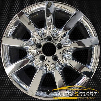 "18"" Mercedes S550 OEM wheel 2007-2009 Chrome alloy stock rim ALY65465U85"