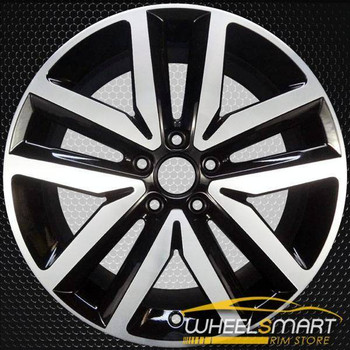 "18"" Volkswagen VW Jetta OEM wheel 2012-2013 Machined alloy stock rim ALY69941U45"