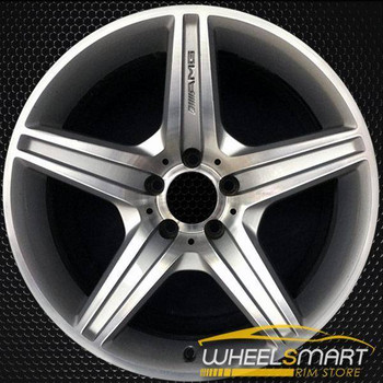 "18"" Mercedes CLS550 OEM wheel 2008-2011 Machined alloy stock rim ALY85004U10"