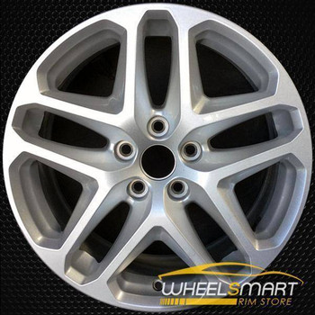 "17"" Ford Fusion oem wheel 2013-2016 Silver alloy stock rim 3957"