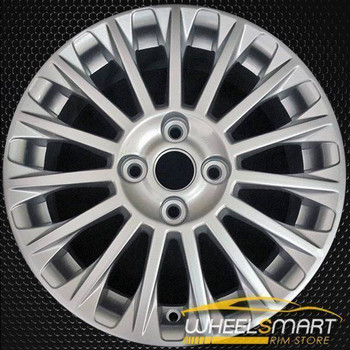 "16"" Ford Fiesta oem wheel 2014-2016 Silver alloy stock rim 3967"