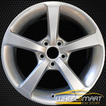 "17"" Audi A3 OEM wheel 2015-2016 Silver alloy stock rim 8V0601025S"
