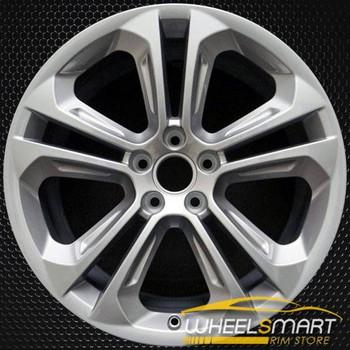 "19"" Audi Q3 OEM wheel 2015-2018 Silver alloy stock rim 8U0601025AD"