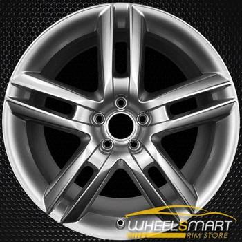 "19"" Audi A6 OEM wheel 2016-2018 Silver alloy stock rim 4G0601025BQ"