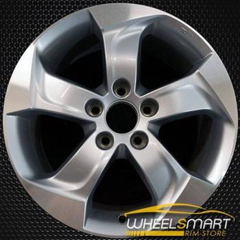 "17"" Honda HRV OEM wheel 2016-2019 Machined alloy stock rim 17075A, 42700T7WA82, 42700T7WA70, 42700T7WA81"