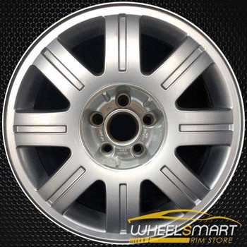 "15"" Audi A8 OEM wheel 1998-2001 Silver alloy stock rim ALY58720U10"