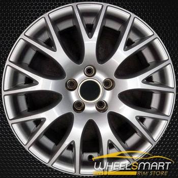 "17"" Audi A4 OEM wheel 2005-2008 Silver alloy stock rim ALY58909U20"