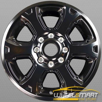 "20"" Dodge Pickup Rims for sale 2014-2018 Black OEM Wheel 2477"