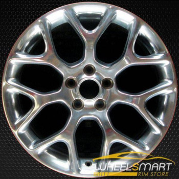 "18"" Chrysler 200 Rims for sale 2015-2018 Hypersilver OEM Wheel 2514"