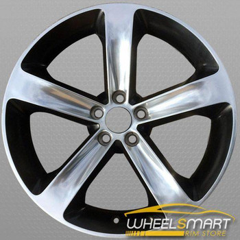 "20"" Dodge Charger OEM wheel 2015-2019 Polished alloy stock rim 5PE92DD5AA, 5PE92DD5AB"