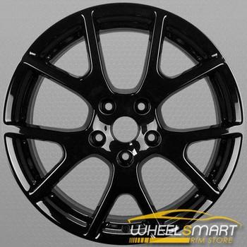 "19"" Dodge Journey OEM wheel 2011-2017 Black alloy stock rim 1RU20DX8AC"