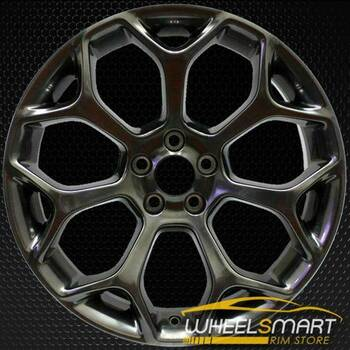 "20"" Chrysler 300 OEM wheel 2015-2018 Hypersilver alloy stock rim 5SH90TRMAA"