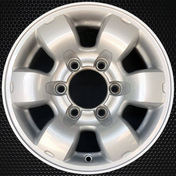 "15"" Nissan Frontier OEM wheel 1998-2000 Silver alloy stock rim 403002S400, 403002S425"