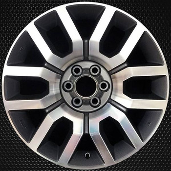 "18"" Nissan Frontier OEM wheel 2009-2013 Machined alloy stock rim 40300ZS18A"
