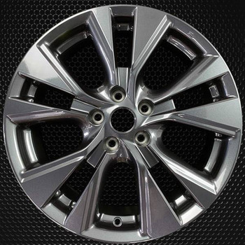 "18"" Nissan Murano OEM wheel 2015-2019 Machined alloy stock rim 403005AA3B"