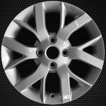 "15"" Nissan Versa OEM wheel 2014-2019 Silver alloy stock rim 403009KK0A"